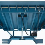 Heavy-duty hydraulic Dockleveler