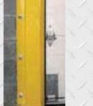 Protecteur de rail de porte