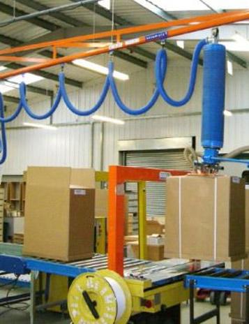manutention convoyeur empaquetage